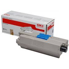 Original OKI Standard Cap Black Toner #46508724 for C332 MC363