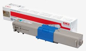 Original OKI Toner Cyan #44469757 for C310 C510 C511 C531 MC362 MC362 MC561 MC562