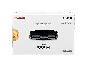 Original Canon Black Toner Cartridge CART 333H