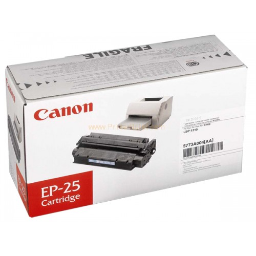 Original Canon Black Toner Cartridge EP-25