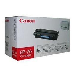 Original Canon Black Toner Cartridge EP-26
