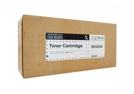 Original Fuji Xerox Black Conversion Toner Cartridge CT202237