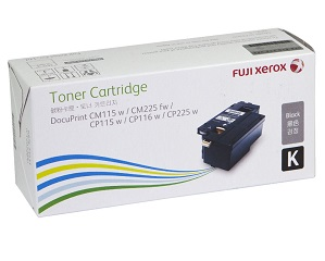 Original Fuji Xerox Black Standard Cap Toner Cartridge CT202264