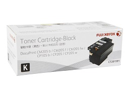 Original Fuji Xerox Black Standard Cap Toner Cartridge CT350670