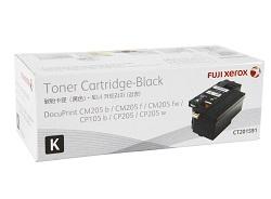 Original Fuji Xerox Black Standard Cap Toner Cartridge CT350670