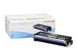 Original Fuji Xerox Cyan High Cap Toner Cartridge CT350675