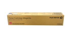 Original Fuji Xerox Magenta High Cap Toner Cartridge  CT202398 for DCSC2020+1 Tray