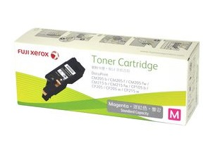 Original Fuji Xerox Magenta Low Cap Toner Cartridge CT202132