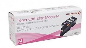Original Fuji Xerox Magenta Standard Cap Toner Cartridge CT201593