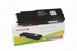 Original Fuji Xerox Magenta Standard Cap Toner Cartridge CT202020