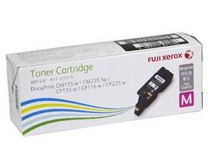 Original Fuji Xerox Magenta Standard Cap Toner Cartridge CT202266