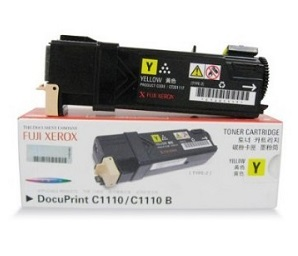 Original Fuji Xerox Yellow AP Toner Cartridge CT201117