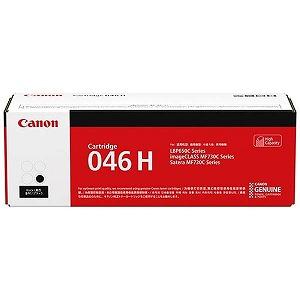 Original Canon Black High Cap Toner Cartridge CART 046H BK