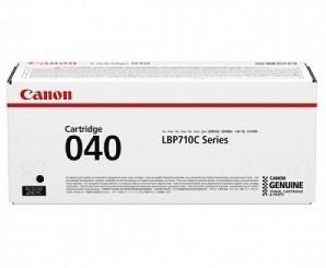 Original Canon Black Toner Cartridge CART 040 BK