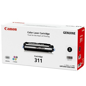 Original Canon Black Toner Cartridge CART 311 (Black)
