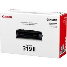 Original Canon Black Toner Cartridge CART 319 II