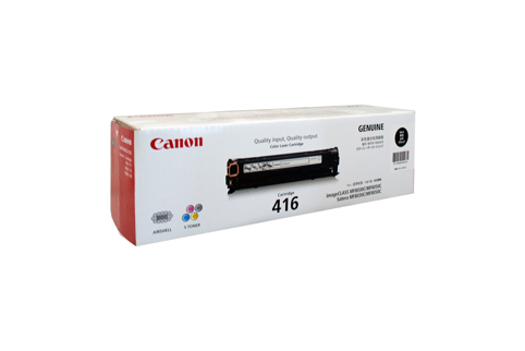 Original Canon Black Toner Cartridge CART 416 (Black)
