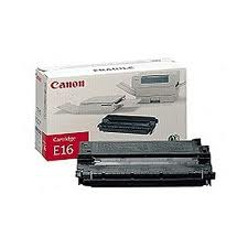 Original Canon Black Toner Cartridge CART E16