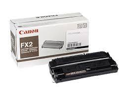 Original Canon Black Toner Cartridge CART FX2