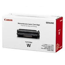 Original Canon Black Toner Toner Cartridge CART W