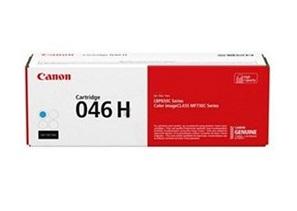 Original Canon Cyan High Cap Toner Cartridge CART 046H C