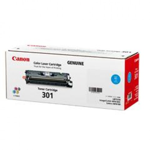 Original Canon Cyan Toner Cartridge CART 301 (Cyan)