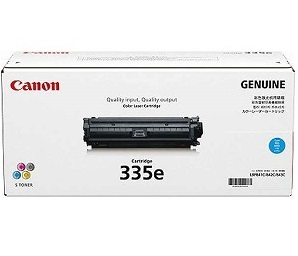 Original Canon Cyan Toner Cartridge CART 335E (Cyan)