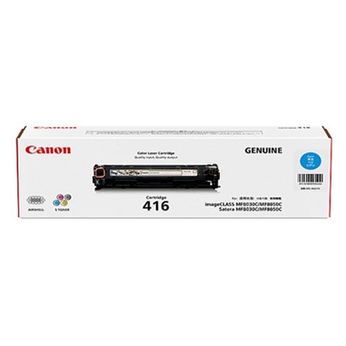Original Canon Cyan Toner Cartridge CART 416 (Cyan)
