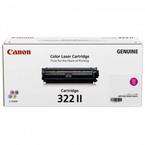 Original Canon Magenta Toner Cartridge CART 322 II (Magenta)