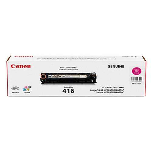 Original Canon Magenta Toner Cartridge CART 416 (Magenta)