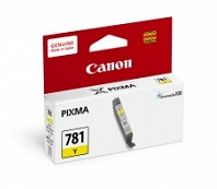 Original Canon Yellow Ink Cartridge CLI-781 Y