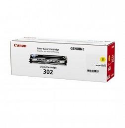 Original Canon Yellow Toner Cartridge CART 302 (Yellow)