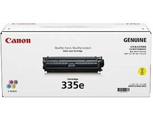 Original Canon Yellow Toner Cartridge CART 335E (Yellow)